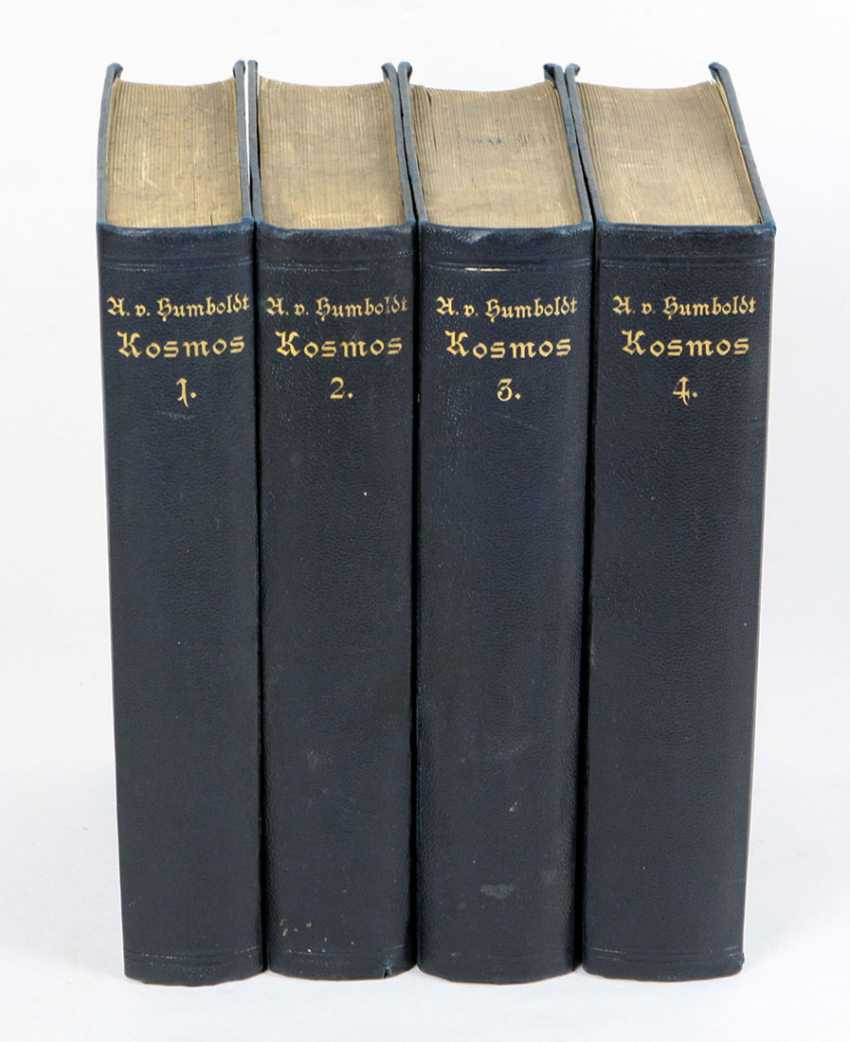 The cosmos, in 4 volumes, v. 1845 - photo 1