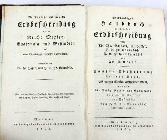 Guide the latest Erdbeschreibung of 1824 - photo 1