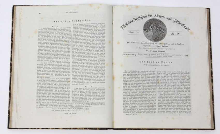 Globe - the magazine of 1881 - photo 1