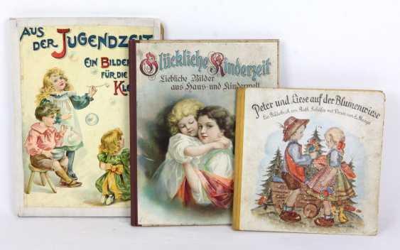3 children's books - photo 1