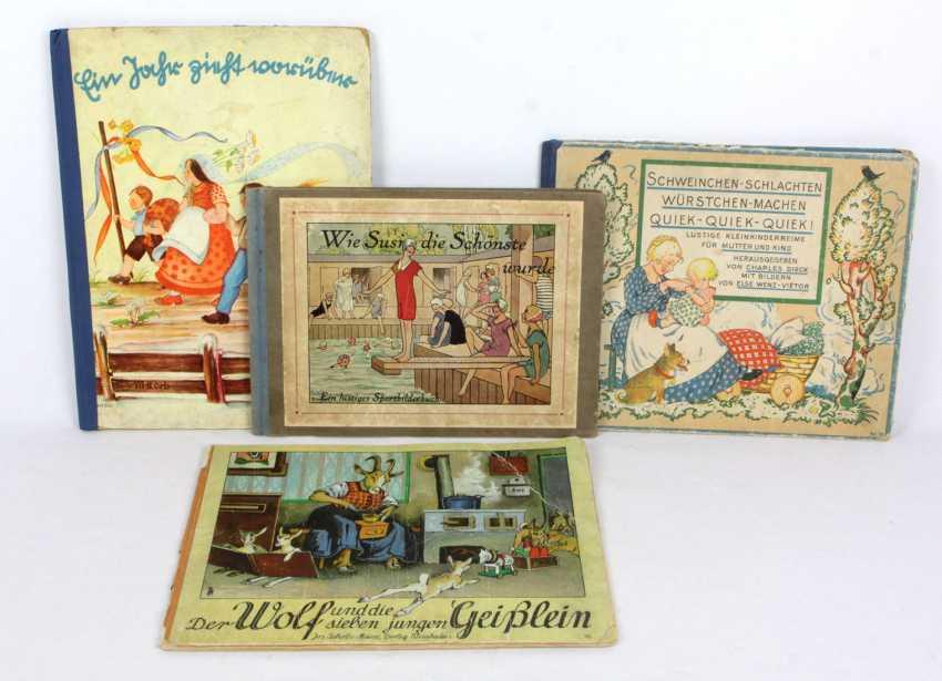 4 children's books - photo 1
