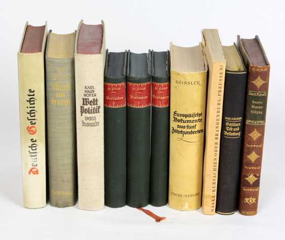 8 works on the history in 10 volumes - photo 1