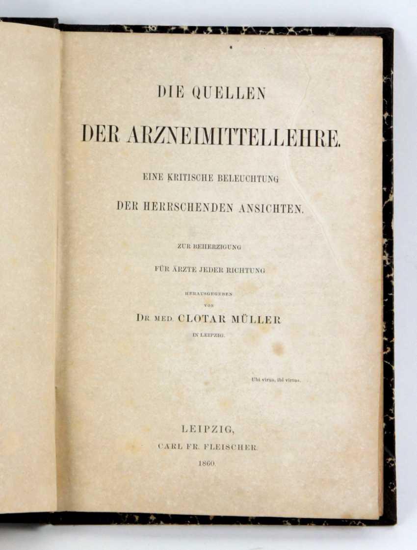 Sources of medicine doctrine of 1860 - photo 1