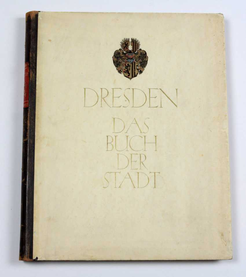 The book of the city of Dresden - photo 1