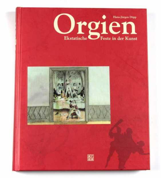 Orgies - a Ritual feasts in art - photo 1
