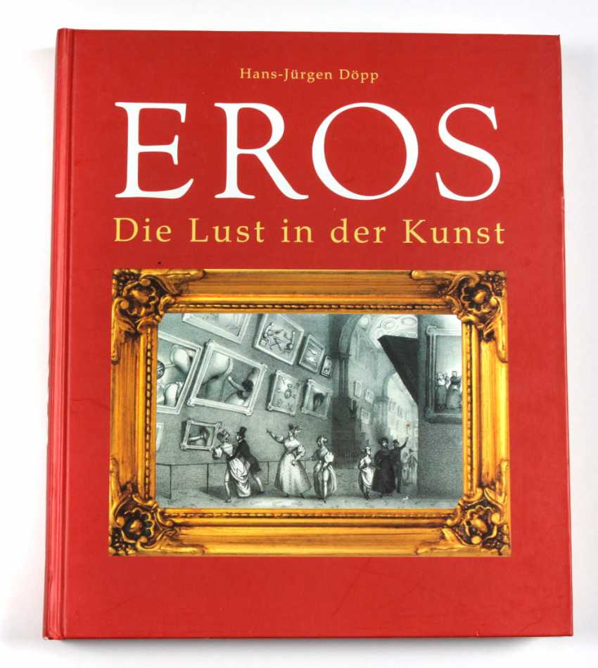 Eros - The desire in the art - photo 1