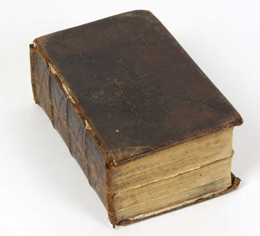 The Bible of 1846 - photo 1