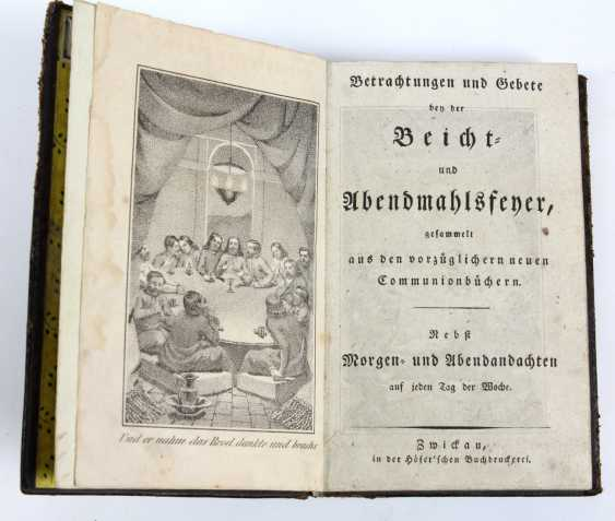 Confessional and Abendmahlsfeyer v. 1848 - photo 1