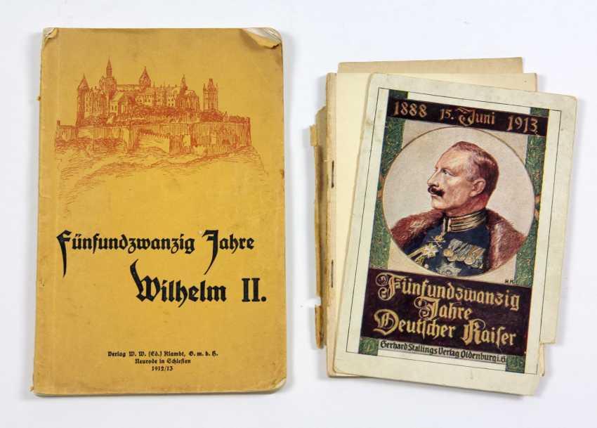 25 years of Wilhelm II. - photo 1