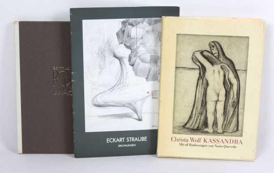 3 art books - photo 1