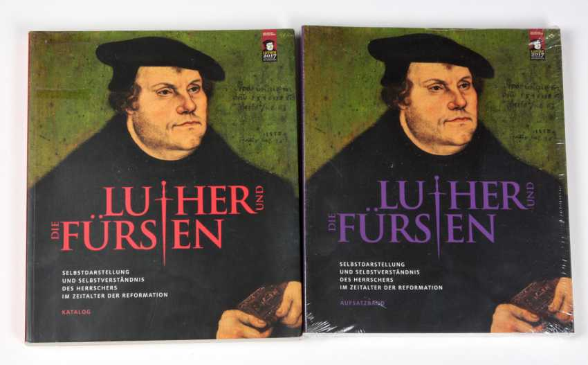 Luther and the princes - photo 1