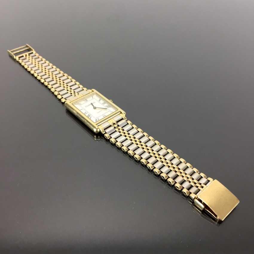 Heavy Mens Wrist Watch: Gold 585 / 14 K. - photo 4
