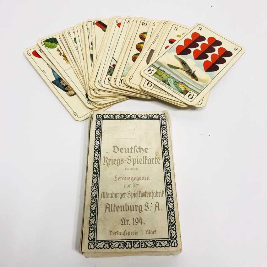 В карты играли немецкий играем в карты тройная косынка по одной карте играть бесплатно