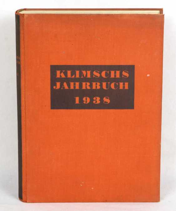 Klimschs Yearbook of the printing industry - photo 1