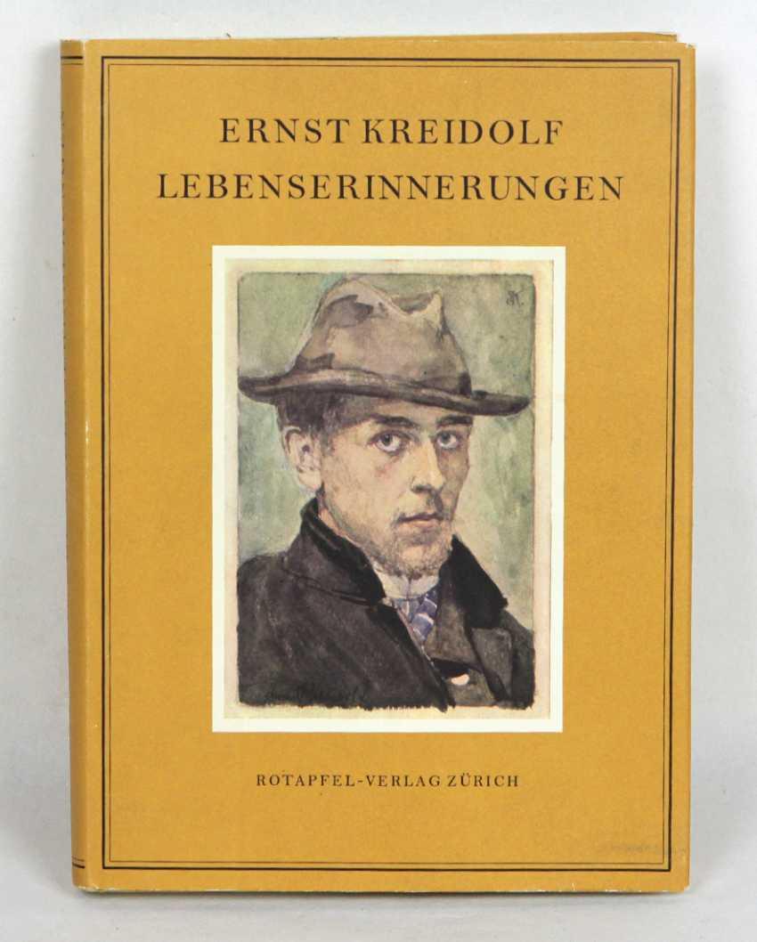 Memories Of Life - Ernst Kreidolf - photo 1
