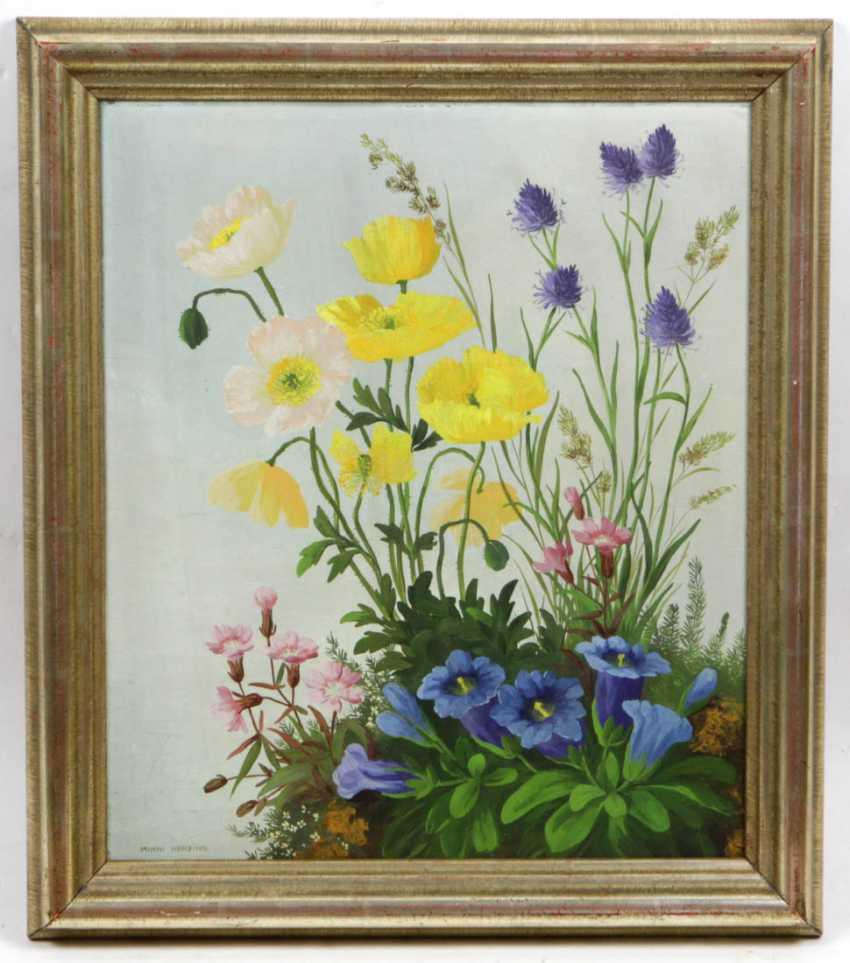 Alpine Flowers - Herzing, Minni - photo 1