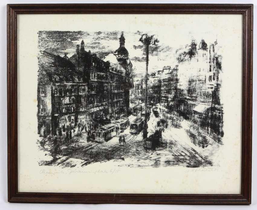 Chemnitz, Johannisplatz - Schestak, Want 1983 - photo 1