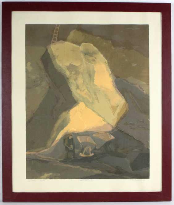Quarry II - Drechsler, Klaus 1981 - photo 1