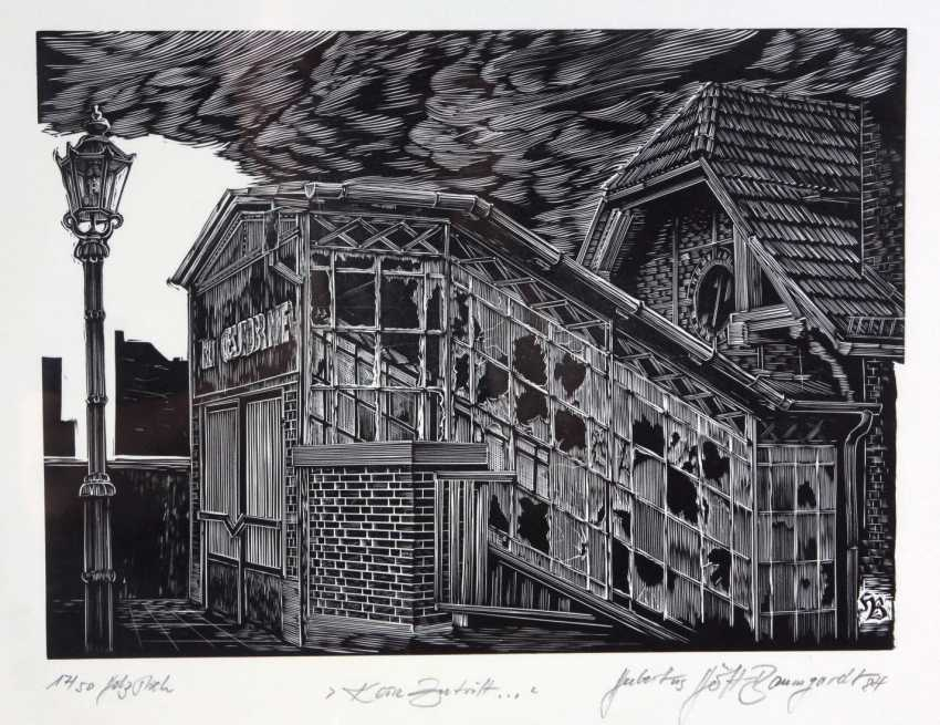 No Access ... - Hoeft-Baumgardt, Hubertus 1984 - photo 1