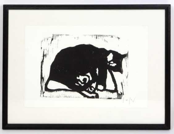 Cat - Tetzner, Heinz - photo 1