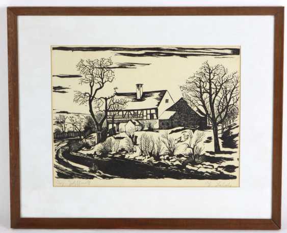 Farm - signed - photo 1