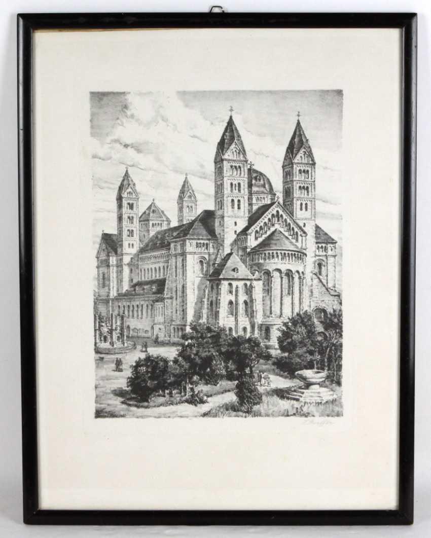 Speyer Dom - Strieffler, H. - photo 1