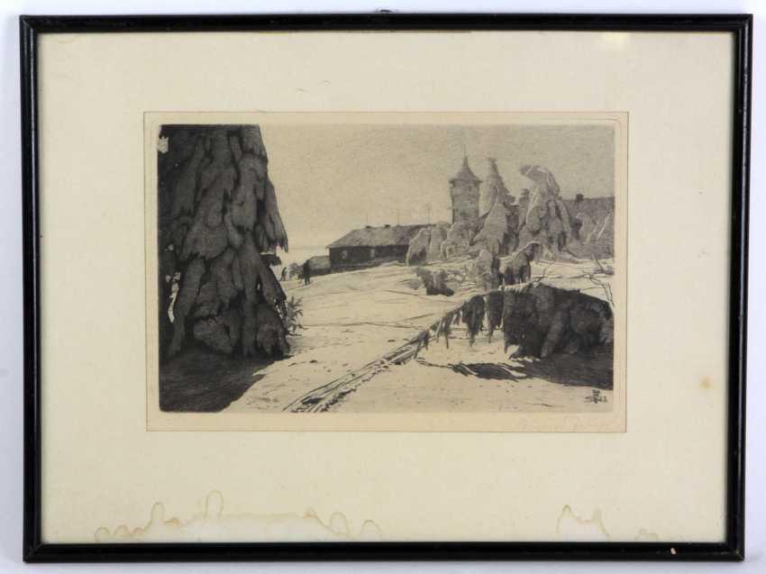 Fichtelberg 1922 - photo 1
