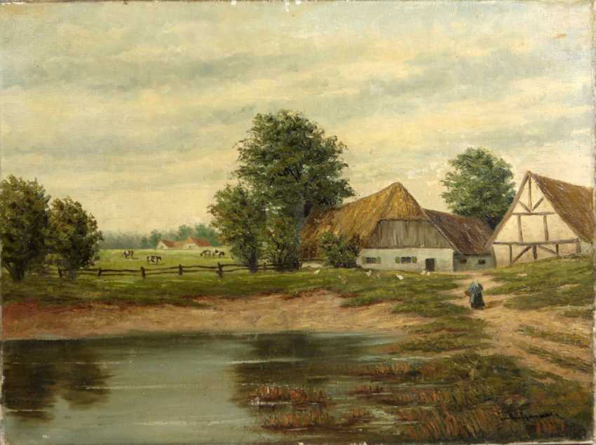 The country with farms - Hofmann - photo 1