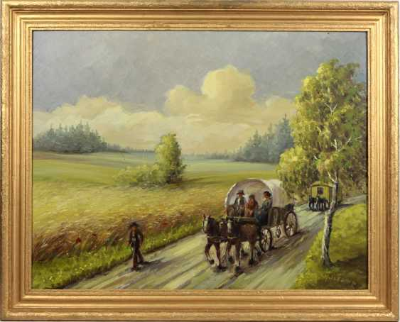 The country with horse-drawn carriages - Holzkamp - photo 1