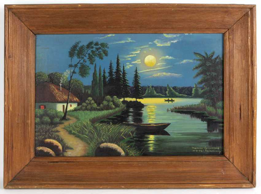 Moonlight game - signed 1942 - photo 1