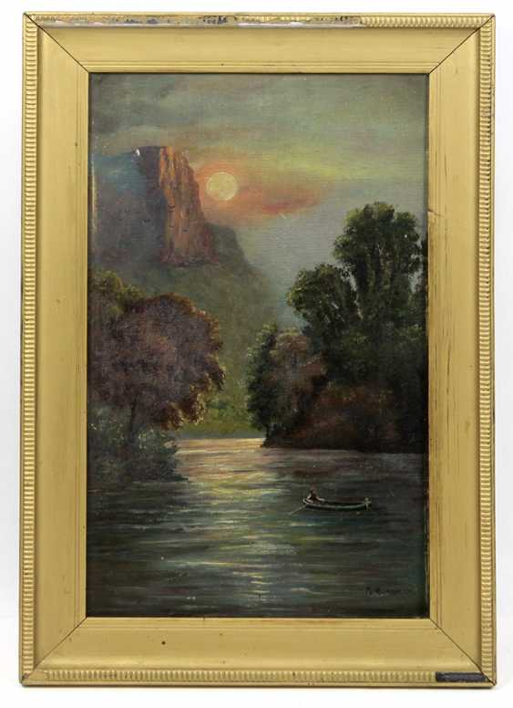 Art Nouveau Paintings - Nalim, M. 1911 - photo 1