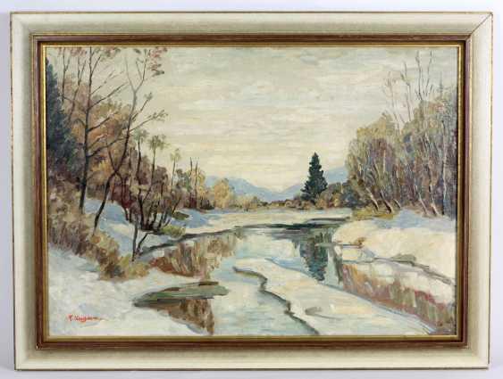 Winter landscape - photo 1