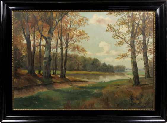 The forest at the Bille - v. Brandenburg, E. - photo 1