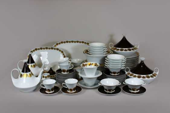 Coffee - and dining service for 12 people - photo 1