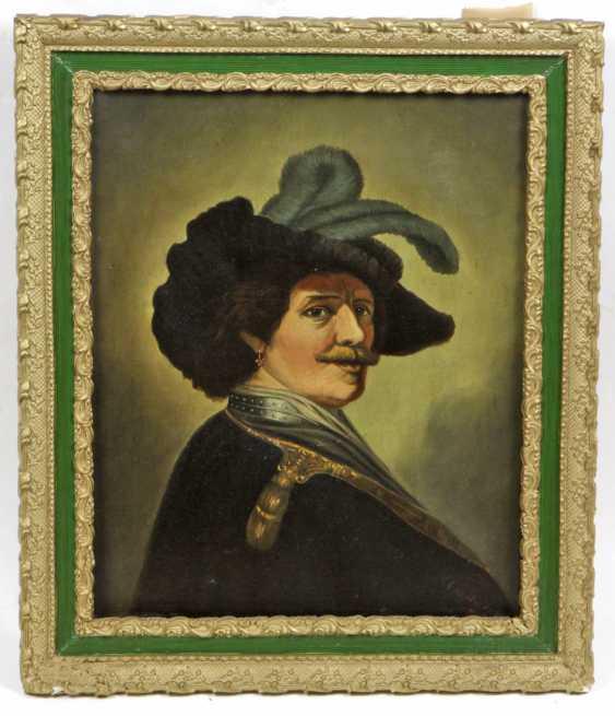 Mr Portrait - Engelmann - photo 1