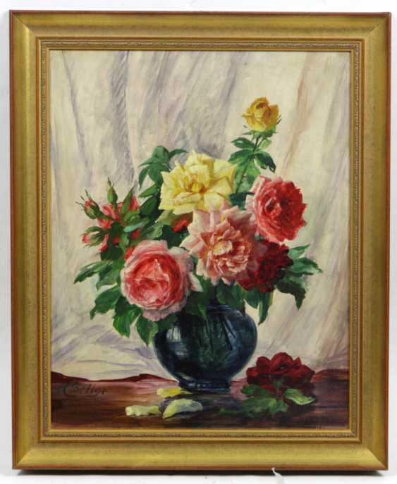 Floral Still Life - Sellge, C - photo 1