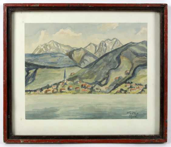 Mountain Lake - Opitz, Walter - photo 1