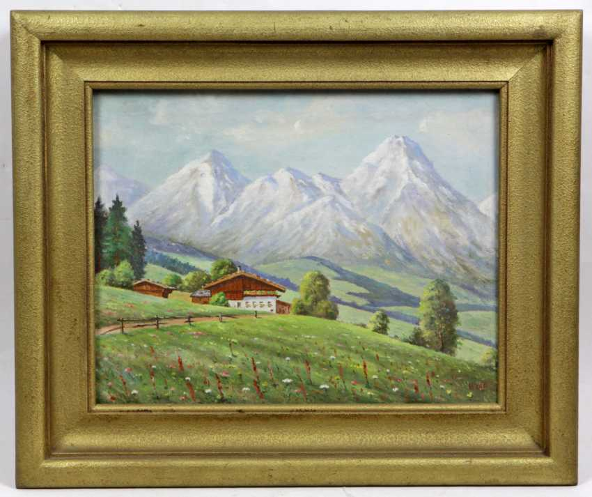 Spring in the mountains - Baer, Fritz - photo 1