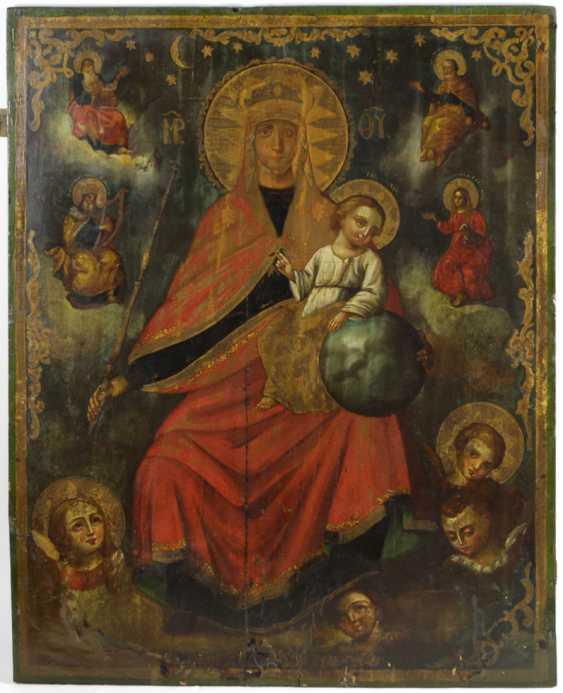 главную икону России до 1700