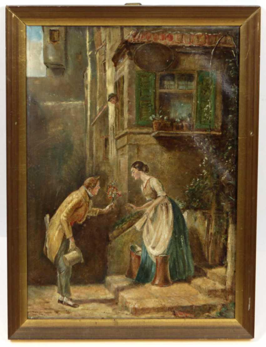 The eternal bridegroom to Spitzweg - photo 1