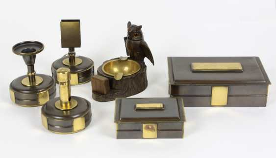 Art Deco Rauchset - photo 1