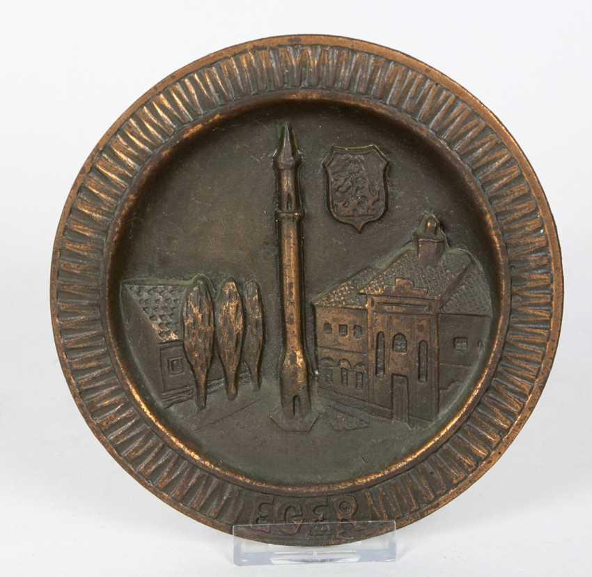 Souvenir Plate Eger - photo 1