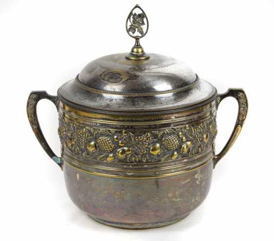 Punch bowl around 1920 - photo 1