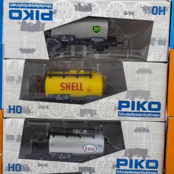ROCO/ЛИМА/PIKO стопку бумаг, среди прочего электровоза, пассажирских и грузовых вагонов, колеи H 0, - фото 4