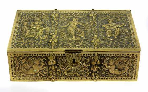 Brass box 1920s - photo 1