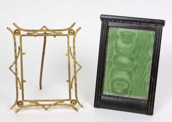 2 art Nouveau picture frame 1900 - photo 1