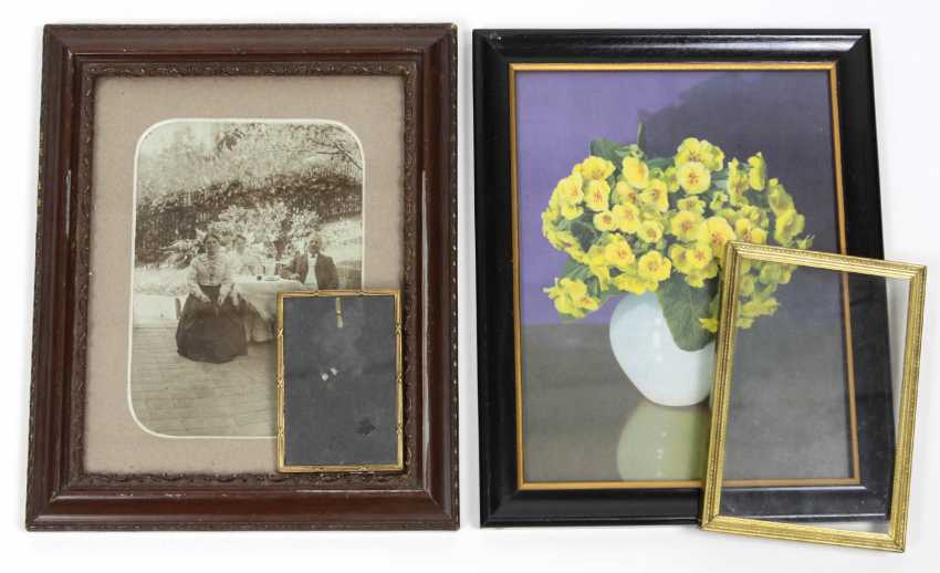 4 images frame around 1920 - photo 1