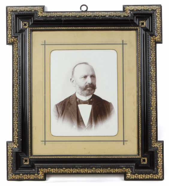 Frame with photo 1880 - photo 1