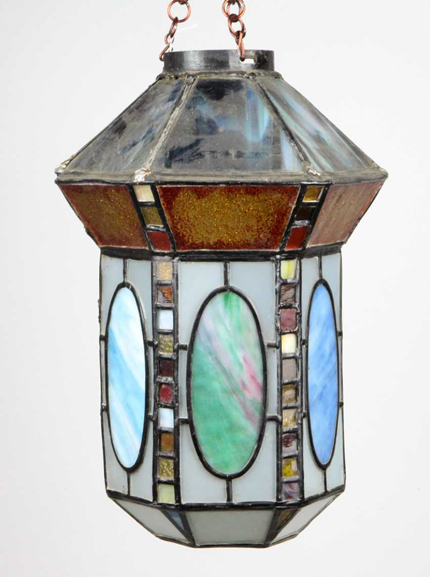 Lanterne 1910/20 - photo 1