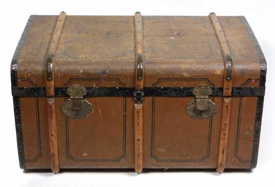 Suitcase Chemnitz 1930s - photo 1